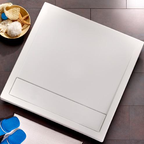 Ottofond Plateau rectangular shower tray