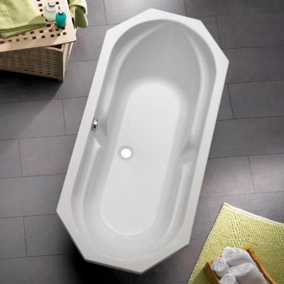 Ottofond Sicilia octagonal bath white