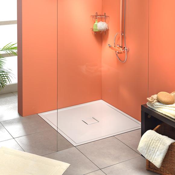 Ottofond Fashion-Q square shower tray
