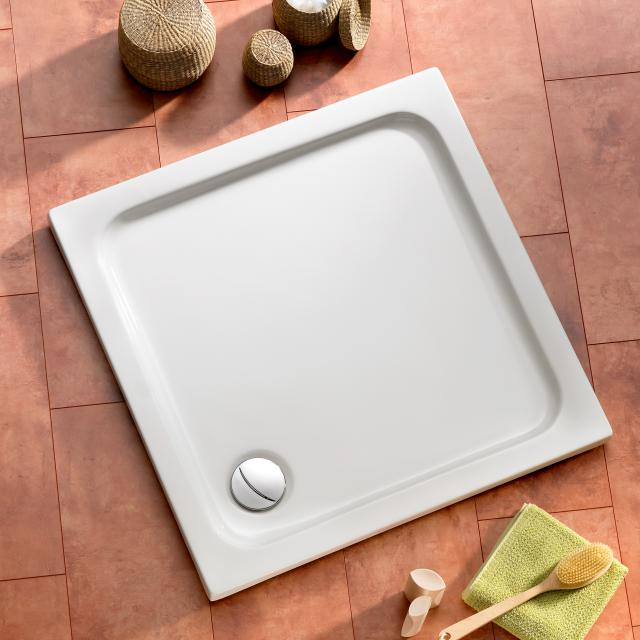 Ottofond Samos square shower tray without support