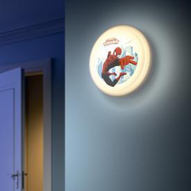 Philips Disney Spider-Man LED ceiling light/wall light