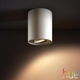 Philips Hue Pillar ceiling spotlight 1 head with dimmer