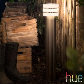 Philips Hue Tuar bollard light