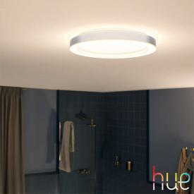 Philips Hue White Ambiance Adore LED ceiling light with dimmer