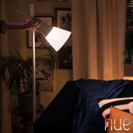 Philips Hue White Ambiance Explore floor lamp with dimmer
