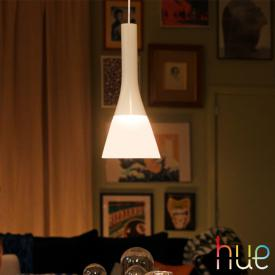 Philips Hue White Ambiance Explore pendant light with dimmer