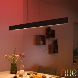 Philips Hue White and color ambiance Ensis LED pendant light with dimmer
