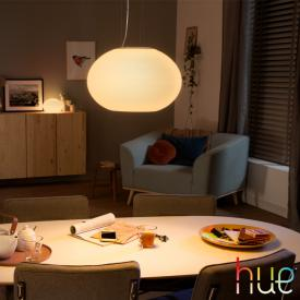 Philips Hue White and color ambiance Flourish LED pendant light