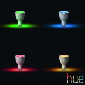Philips Hue White and Color GU10, 6.5 Watt