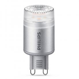 Philips LED bulb, G9, dimmable