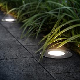 Philips myGarden Moss LED in-ground uplighter