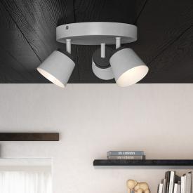 Philips myLiving Dender LED ceiling light/spot 3 heads