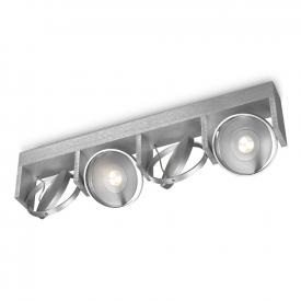Philips myLiving Particon LED ceiling light / four spotlights