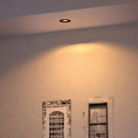Philips myLiving Shellbark LED Warmglow recessed spotlight round
