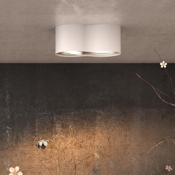Philips Myliving Phase Led Ceiling Light Spot 2 Heads 533023116 Reuter Com