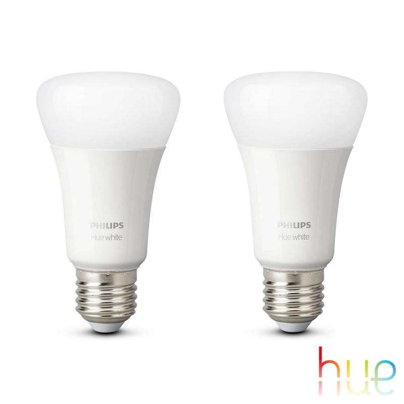 Philips Hue White E14 double pack 8718699671273 | REUTER