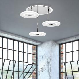 Paul Neuhaus Adali LED ceiling light with dimmer
