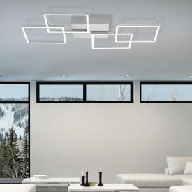 Paul Neuhaus Inigo LED ceiling light with dimmer