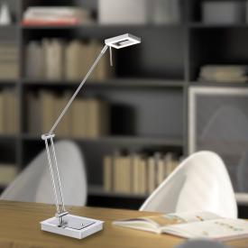 Paul Neuhaus Inigo LED table lamp with dimmer