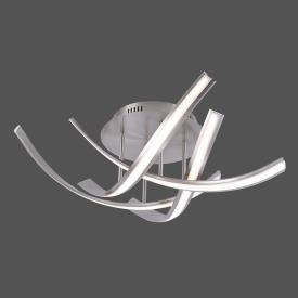 Paul Neuhaus Linda LED ceiling light 4 heads