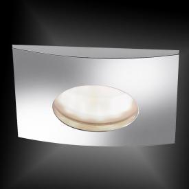 Paul Neuhaus Lumeco LED recessed spotlight square with dimmer