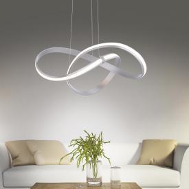 Paul Neuhaus Melinda LED pendant light with dimmer