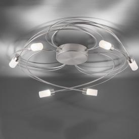 Paul Neuhaus Nelia LED ceiling light with dimmer