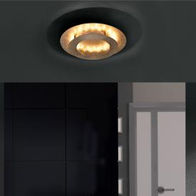 Paul Neuhaus Nevis LED ceiling light, medium