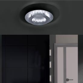 Paul Neuhaus Nevis LED ceiling light, medium