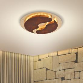 Paul Neuhaus Nevis LED ceiling light with dimmer