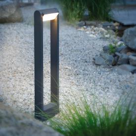 Paul Neuhaus Q-Albert RGBW LED bollard light with dimmer
