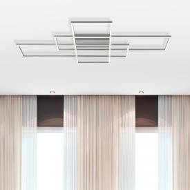 Paul Neuhaus Q-Inigo LED ceiling light with dimmer and CCT