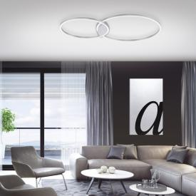 Paul Neuhaus Q-Kate LED ceiling light with dimmer and CCT