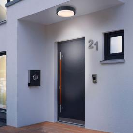 Paul Neuhaus Q-Lenny RGBW LED ceiling light with dimmer
