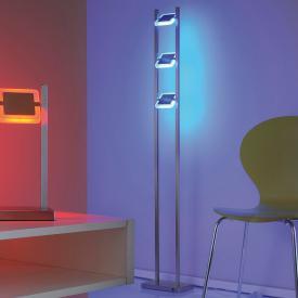 Paul Neuhaus Q-Vidal RGBW LED floor lamp with dimmer