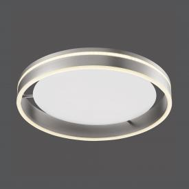Paul Neuhaus Q-Vito LED ceiling light with dimmer and CCT, round