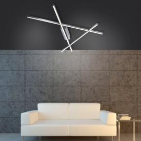 Paul Neuhaus Stick 2 LED ceiling light with dimmer