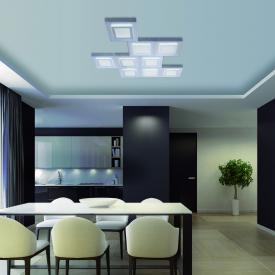 Paul Neuhaus Tiling LED ceiling light, add-on