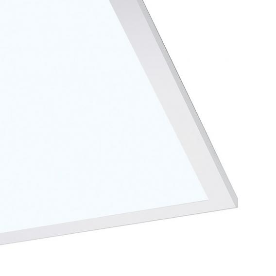 Paul Neuhaus Flag LED ceiling light, square IP44