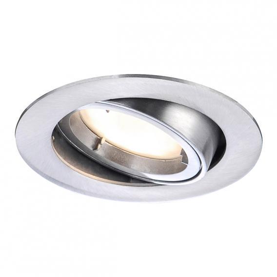 Paul Neuhaus Lumeco recessed LED spot light adjustable, round with dimmer