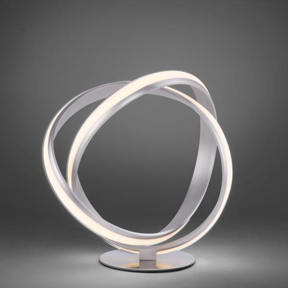 Paul Neuhaus Melinda LED floor lamp with dimmer