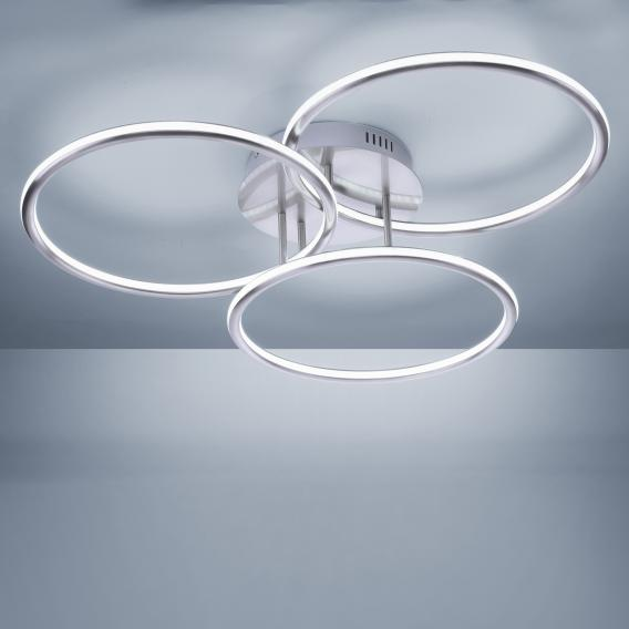 Paul Neuhaus Q-Nevio LED ceiling light with dimmer and CCT