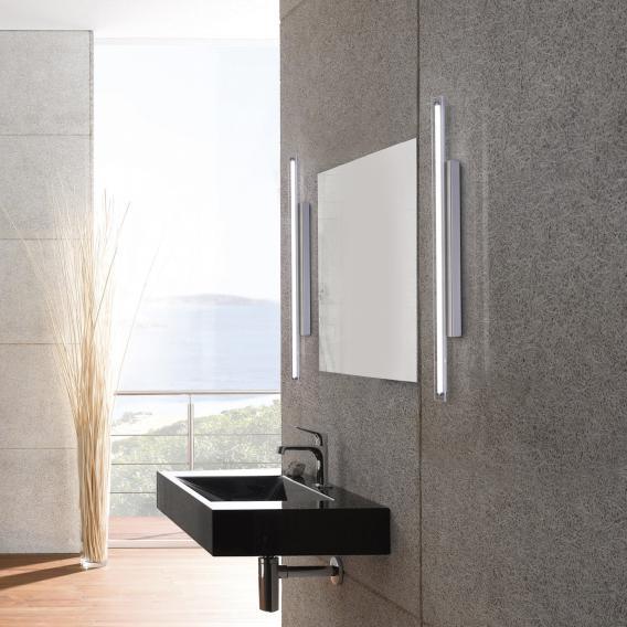 Paul Neuhaus Timon LED wall light / mirror light with dimmer