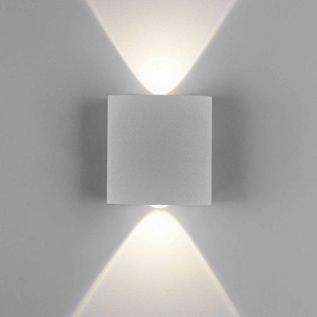 Paul Neuhaus Carlo LED wall light, 2 heads