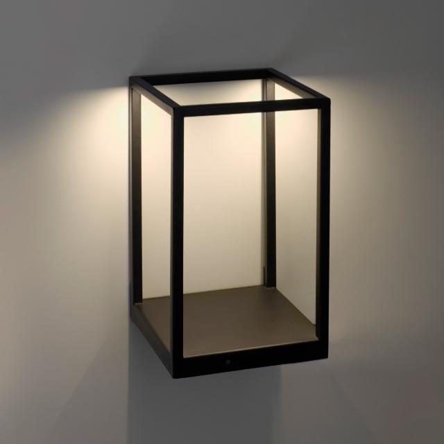 Paul Neuhaus Contura LED wall light with dimmer