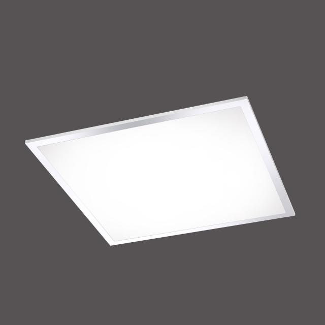 Paul Neuhaus Flag LED ceiling light, square IP44