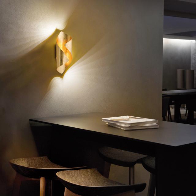 Paul Neuhaus Nevis LED wall light