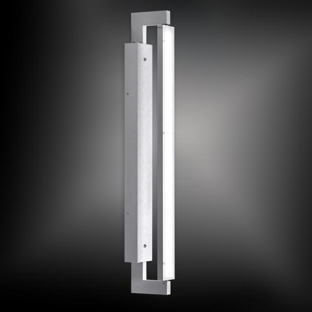 Paul Neuhaus Q-Matteo LED wall light with on/off switch, Dimmer and CCT