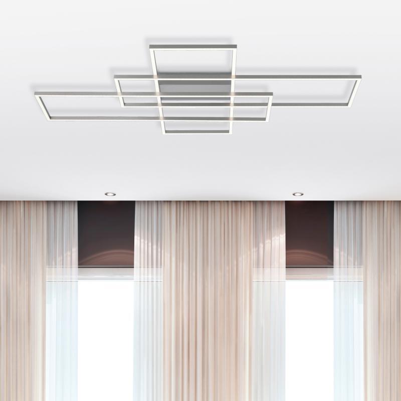 paul neuhaus q inigo led ceiling light with dimmer and cct 8195 55