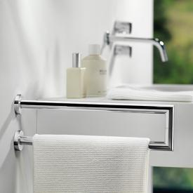 Pomdor Kubic Cool double towel bar for gluing